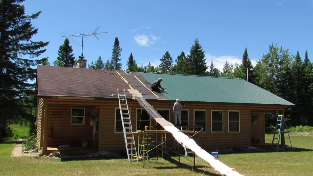 Metal Roof Installation Over Existing Shingles