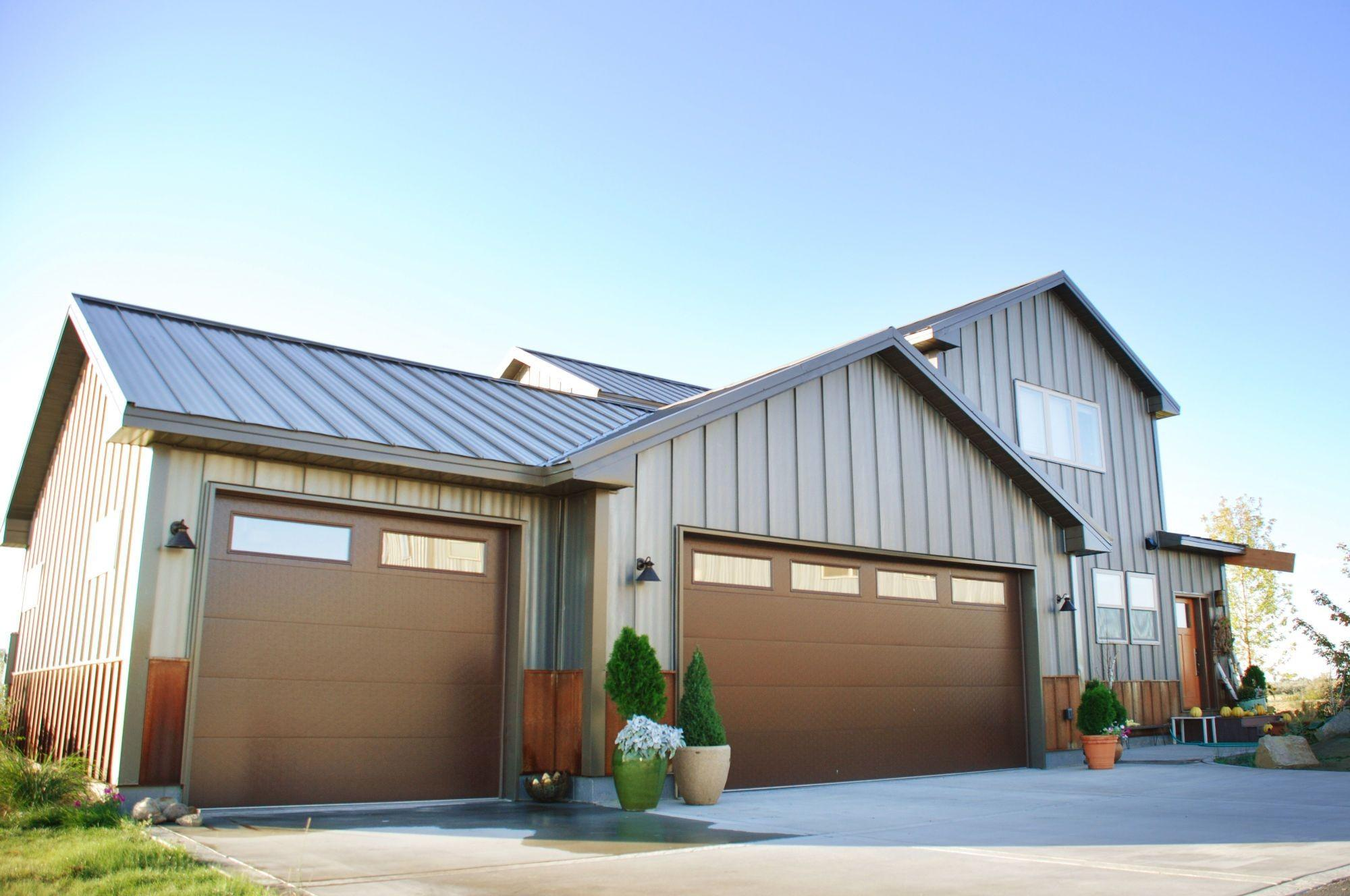 Metal Siding Cost Wall Panels Cladding Pros Cons