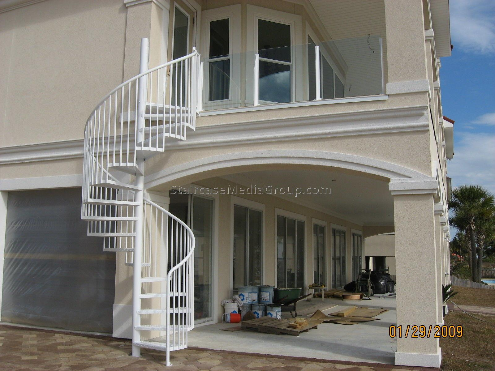 Metal Spiral Staircase Best Ideas Design