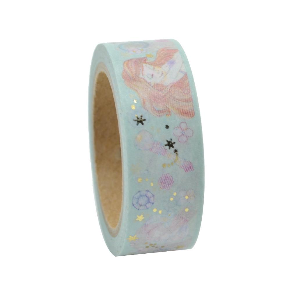 Metallic Christmas Washi Tape Scrapbooking Craft Paper