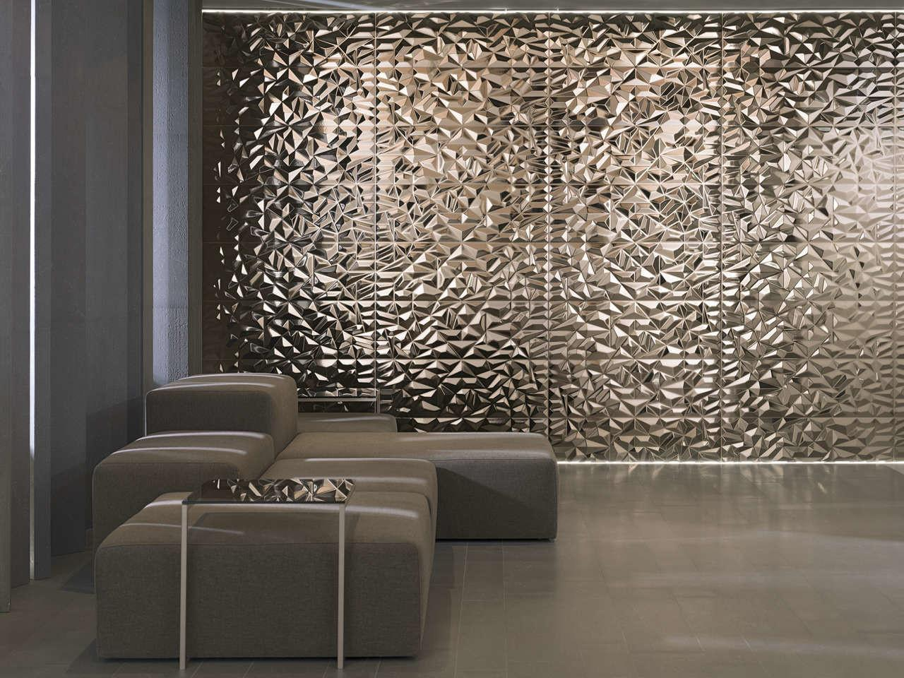 Metallic Effect Tiles Metal Wall Porcelanosa