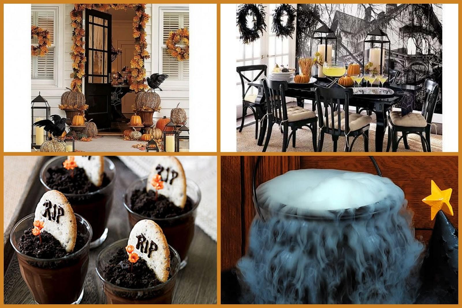 Metro Luxe Events Candice Vallone Halloween Decor