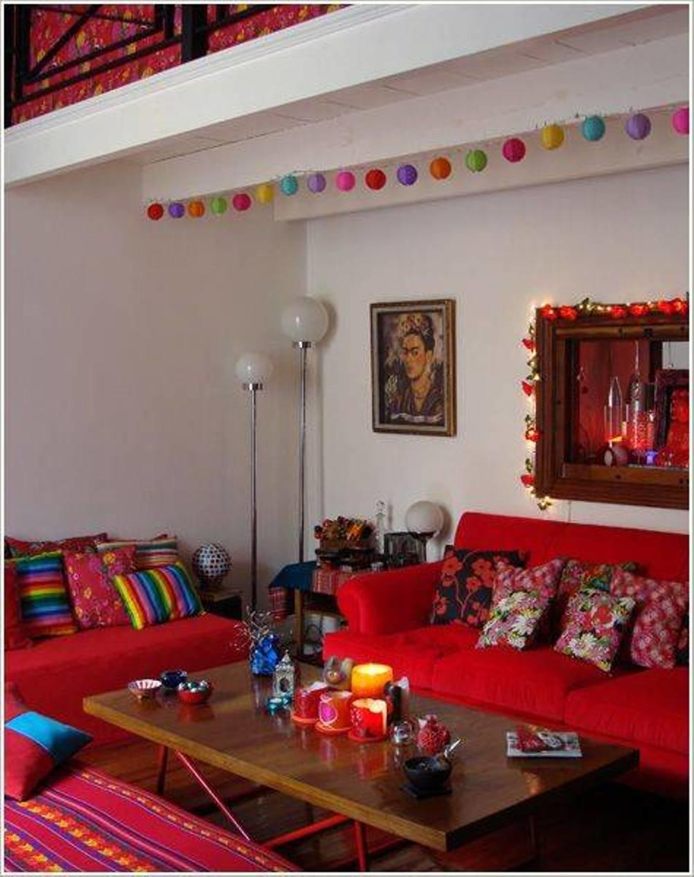 Mexican Living Room Dgmagnets