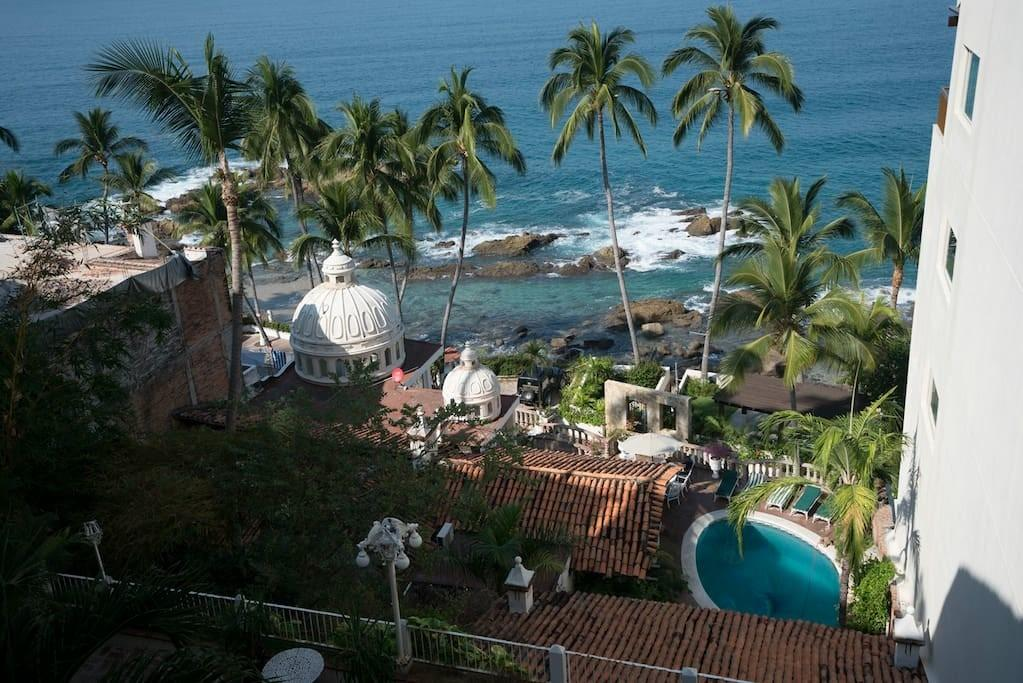 Mexican Style 2br 2bth Stunning Ocean Views
