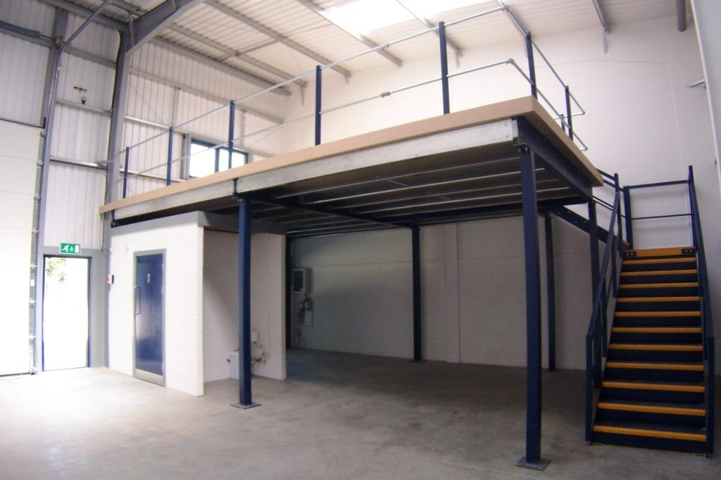 Mezzanine Floors Devon Floor Specialists Wcl