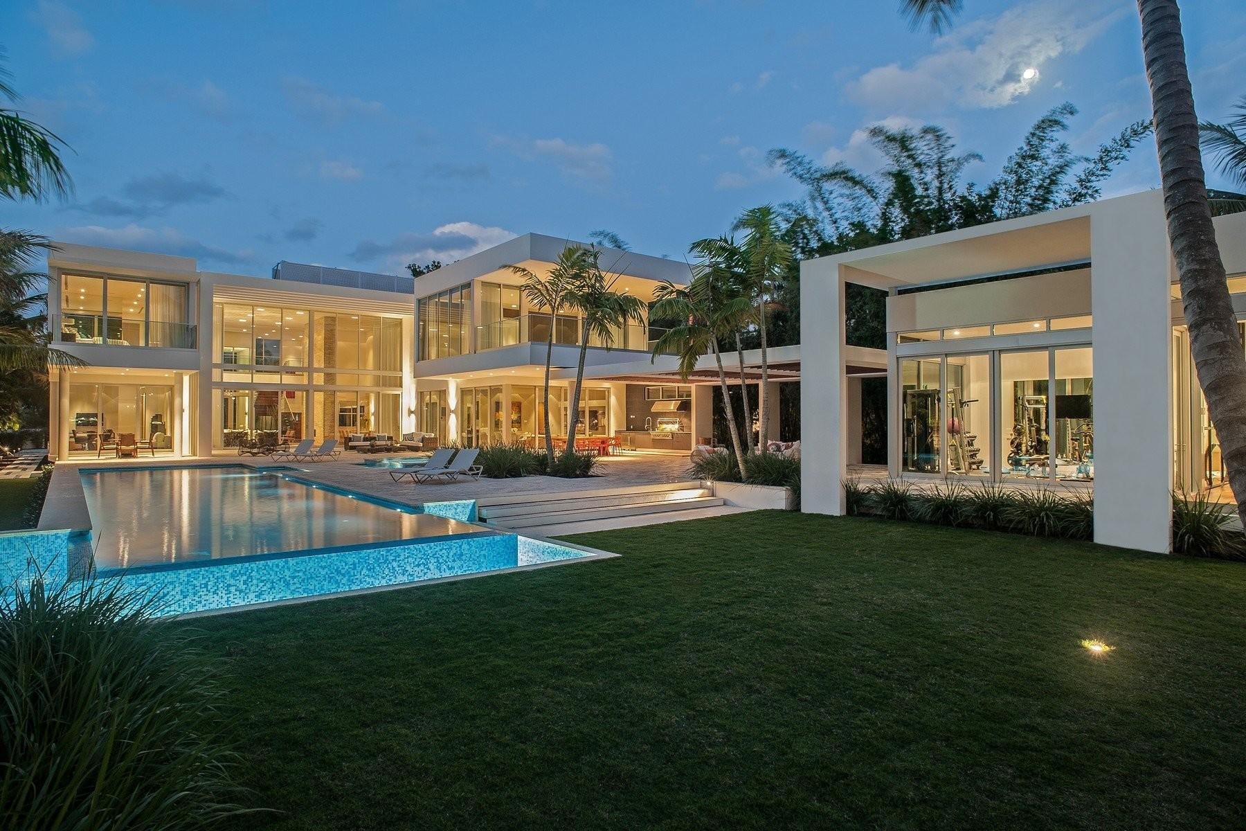 Miami Beach Luxury Homes Sale Real Estate