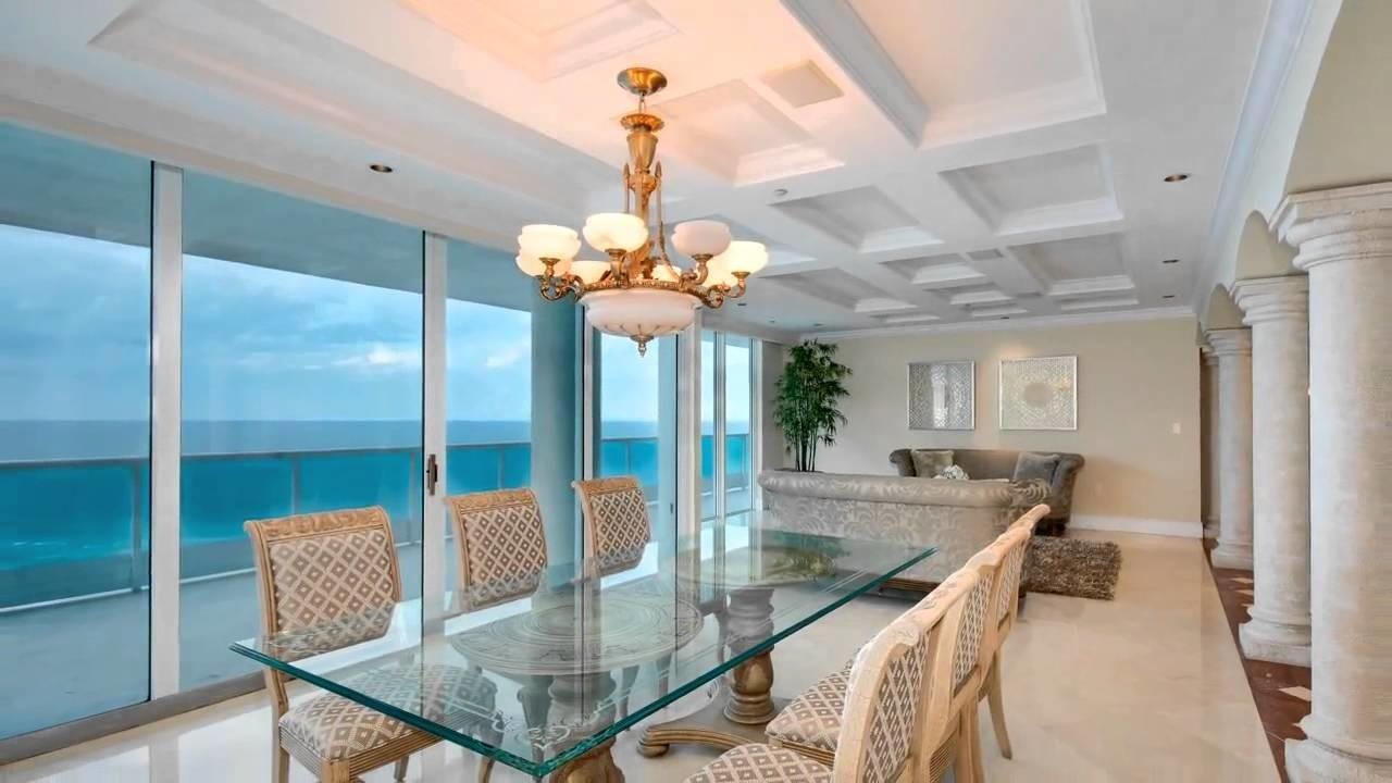 Miami Beach Luxury Penthouses Capobella Four