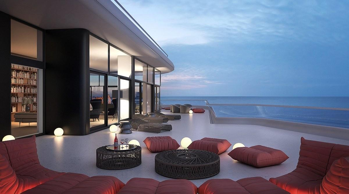 Miami Beach Most Expensive Penthouse Has Buyer Sets