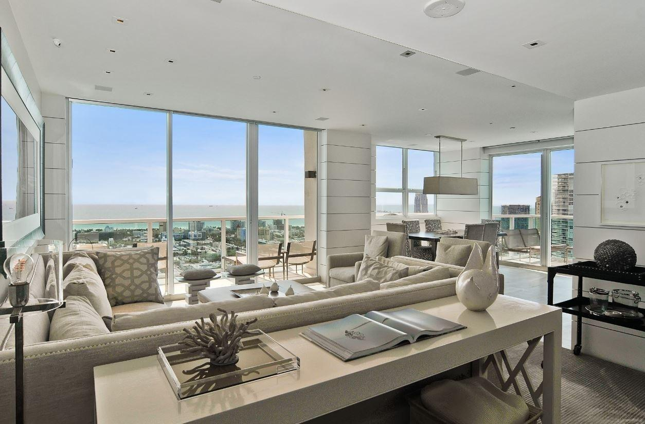 Miami Beach Penthouse Condos