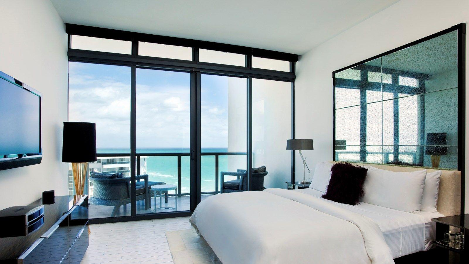Miami Oceanfront Hotels South Beach