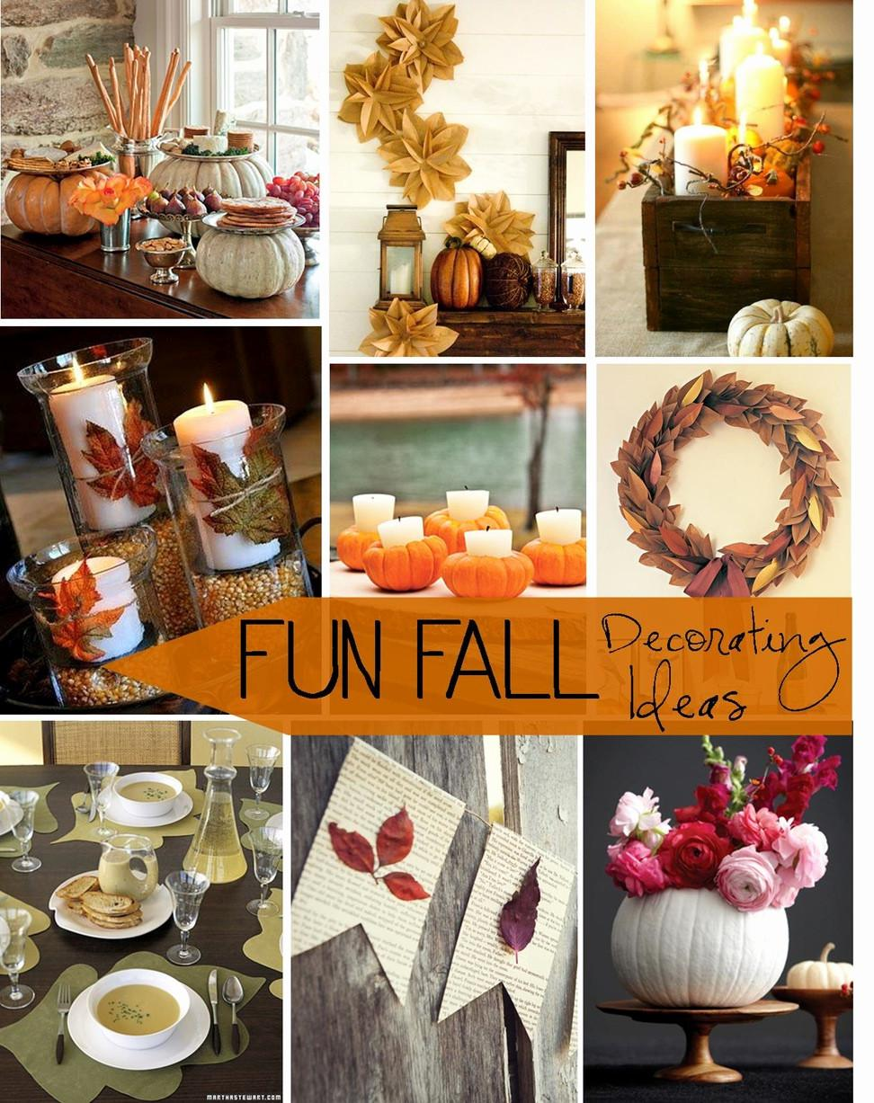 Michaels Home Decor Awesome Three Easy Diy Fall