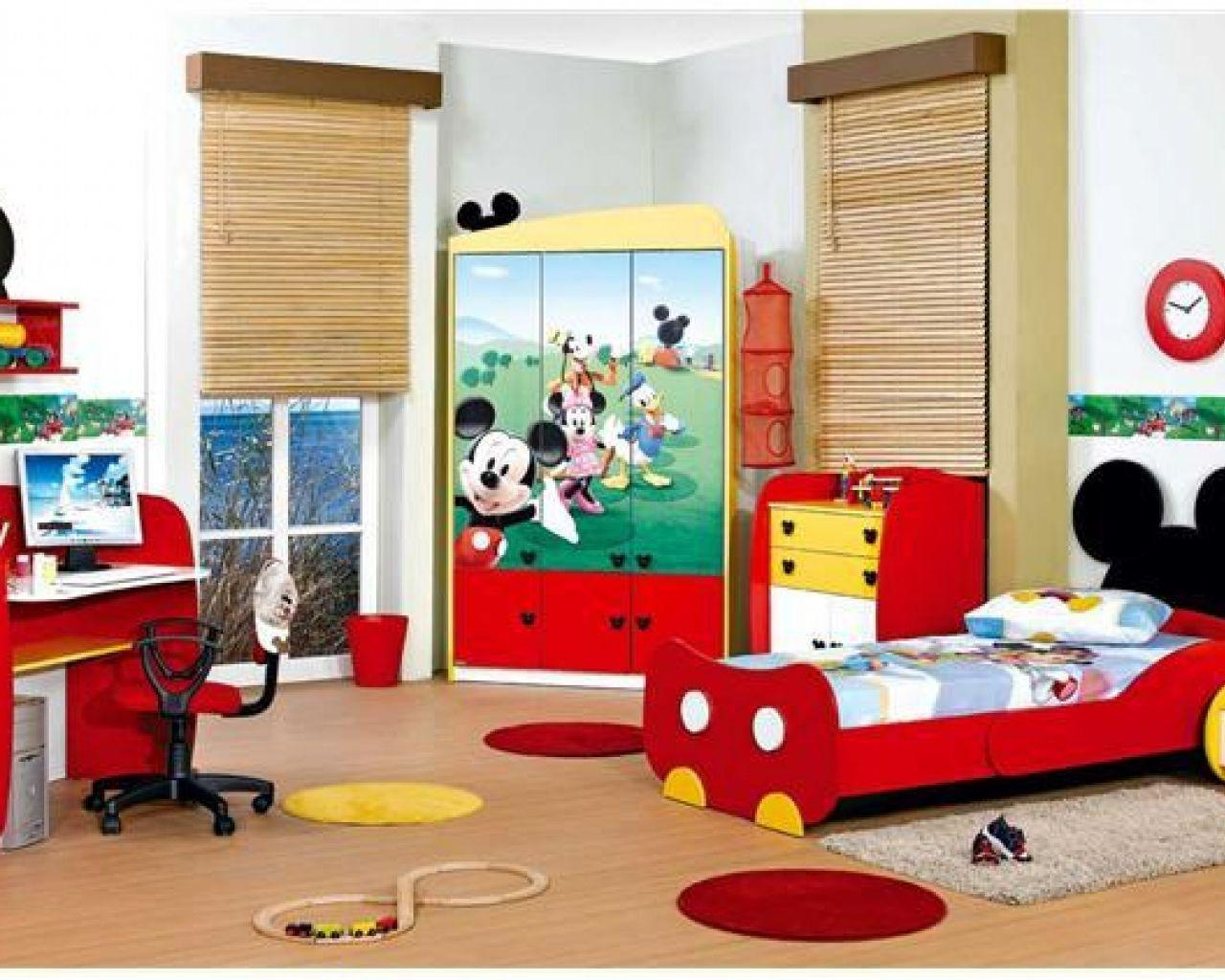 Mickey Mouse Bedroom Ideas Kids Furniture