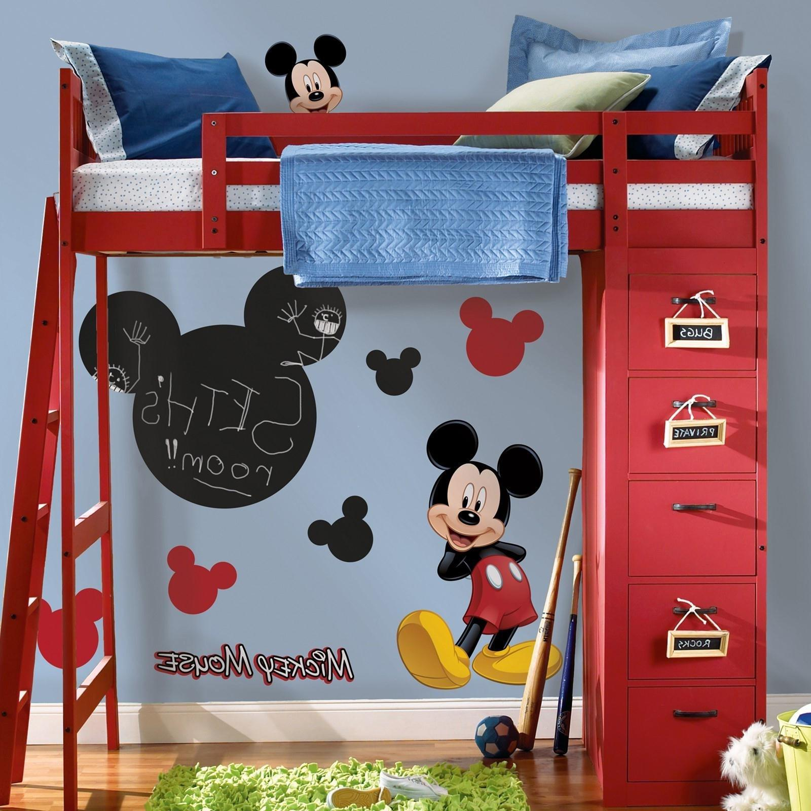 Mickey Mouse Bedroom Ideas Monarch Hill Ivy Toddler