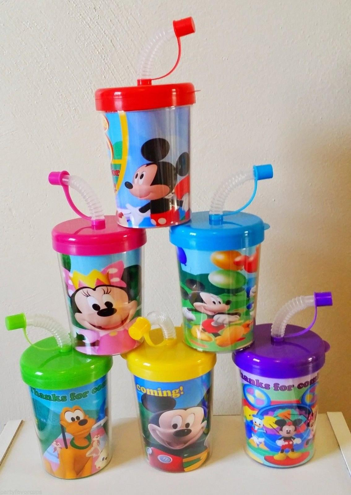 Mickey Mouse Clubhouse Diy Personalized Party Favor Treat