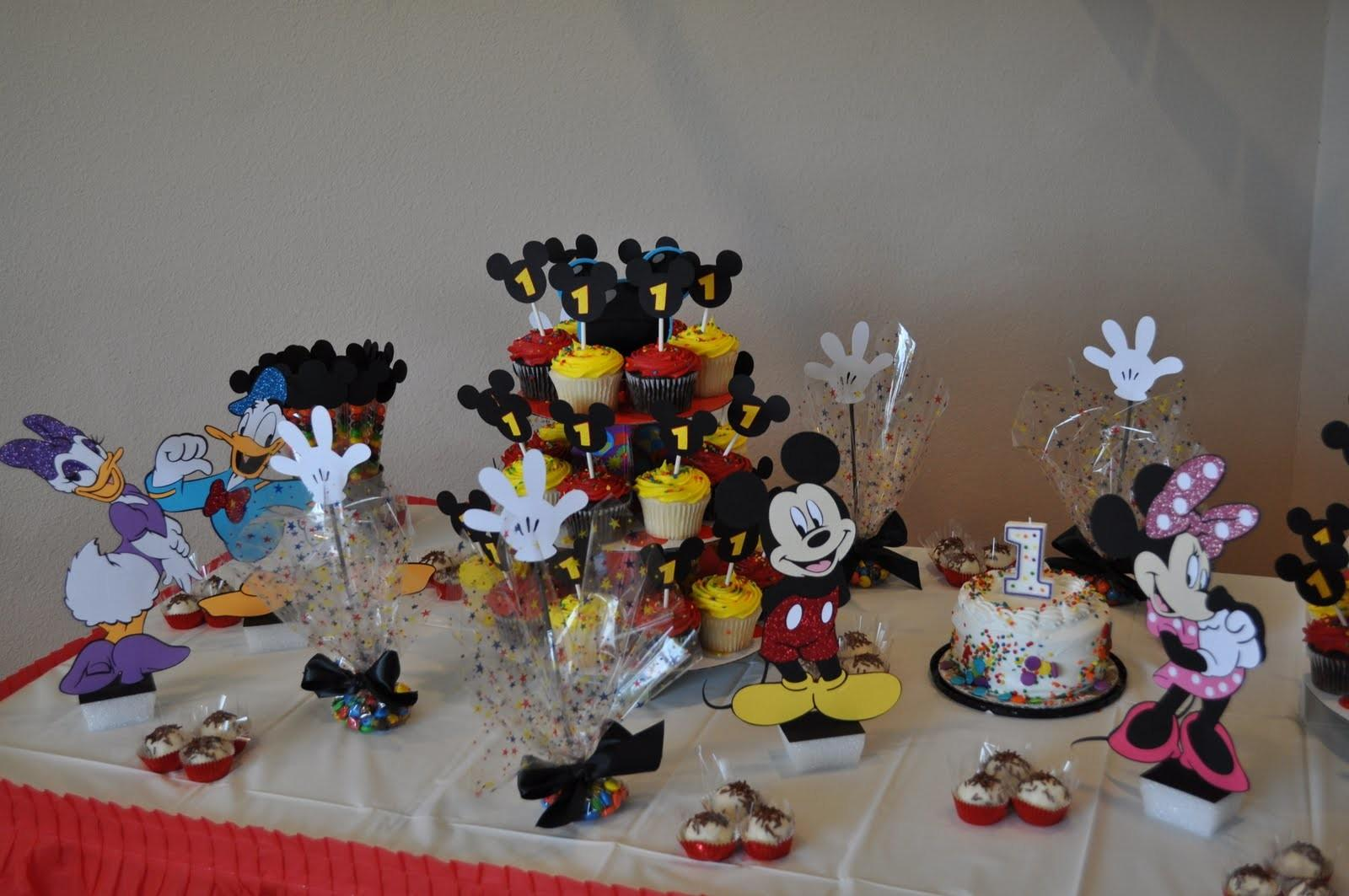 Mickey Mouse Room Cor