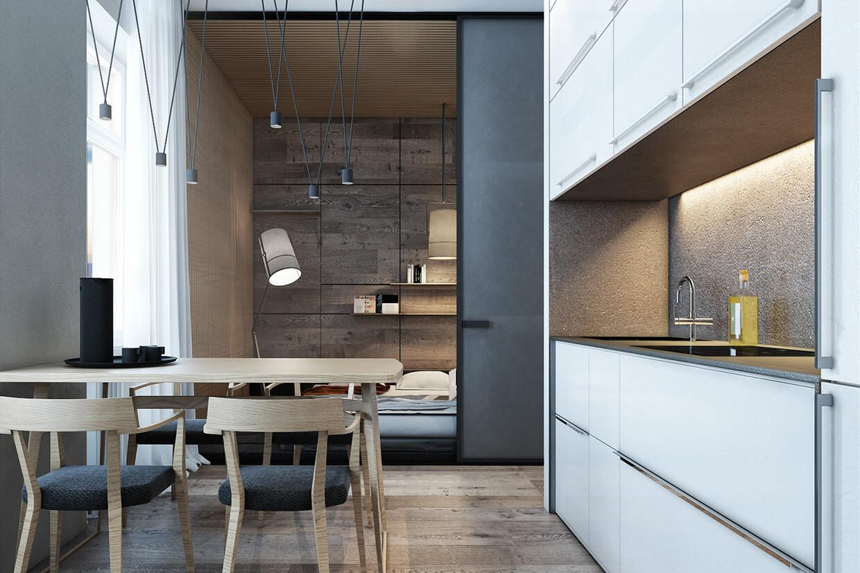 Micro Apartments Proves Space Issue