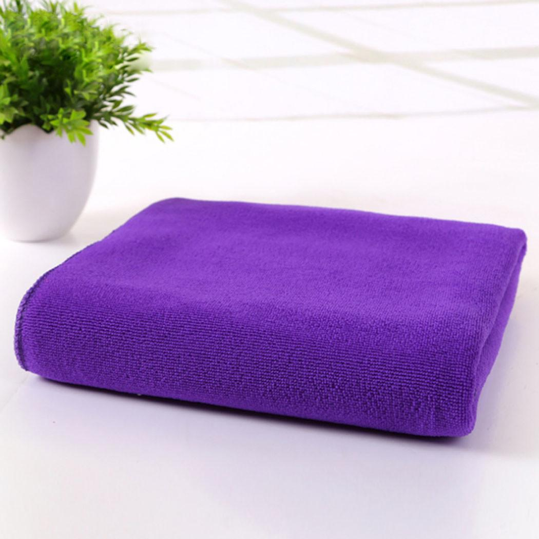 Microfibre Towels Shower Washcloth Absorbent Soft