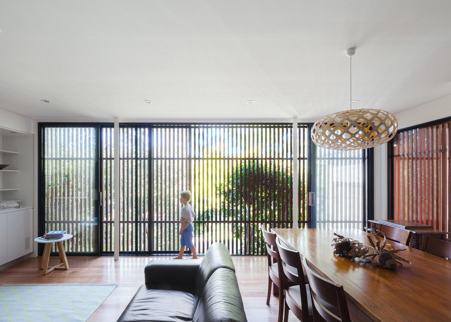 Mid Century Bungalow Sydney Wrapped Stunning
