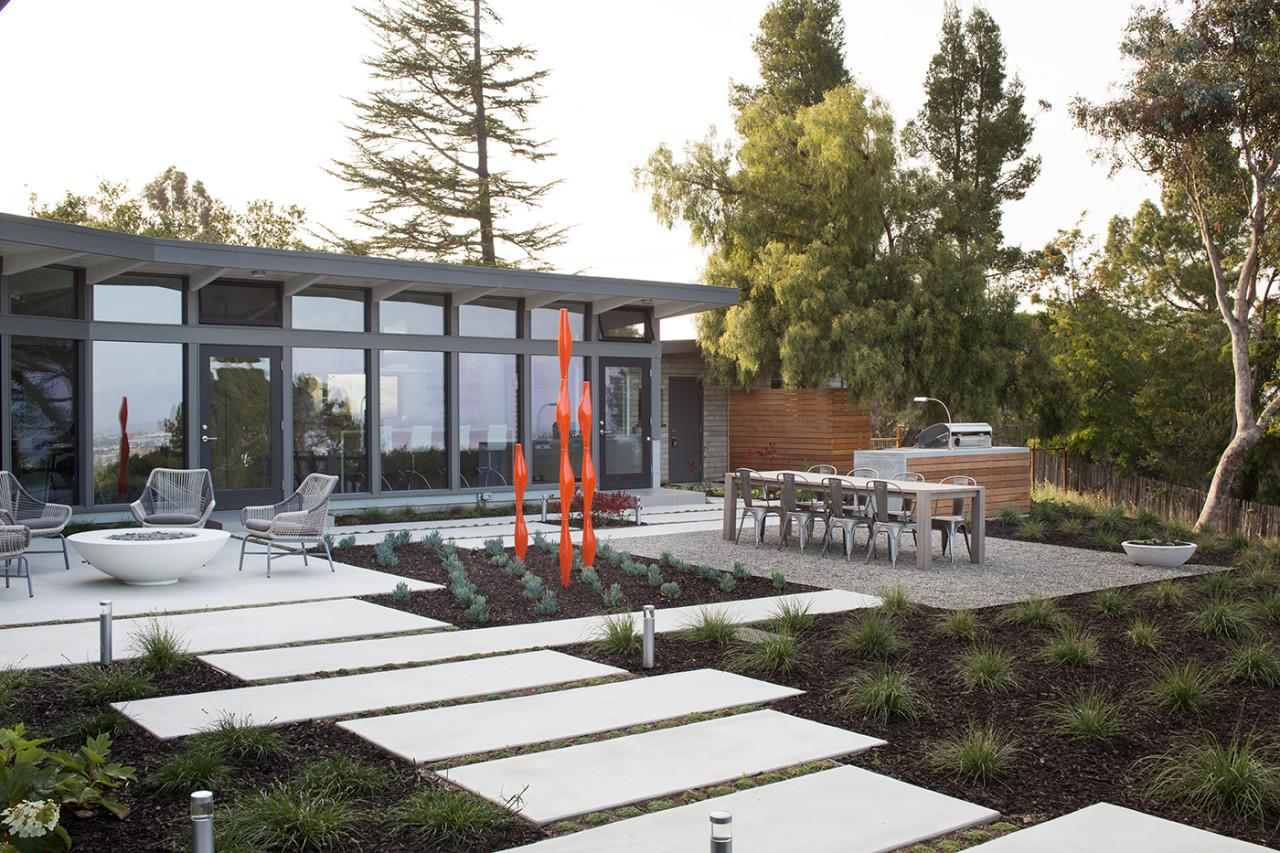 Mid Century Home Gets Sustainable Makeover Design Milk