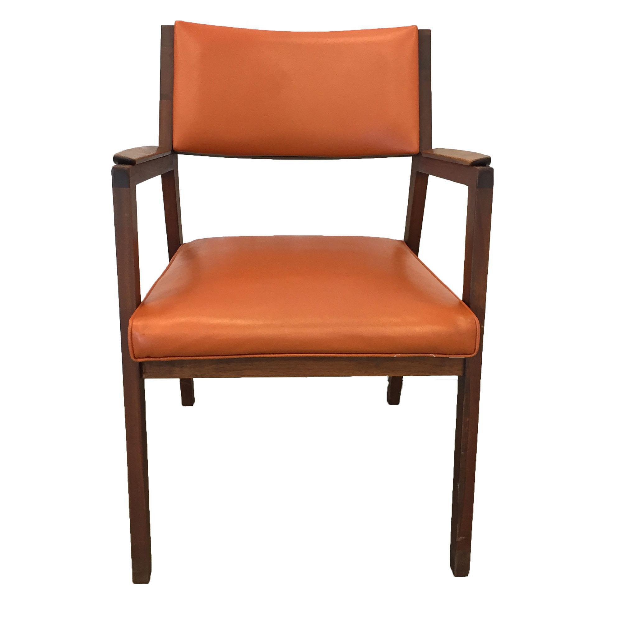 Mid Century Modern Accent Chair Chairish