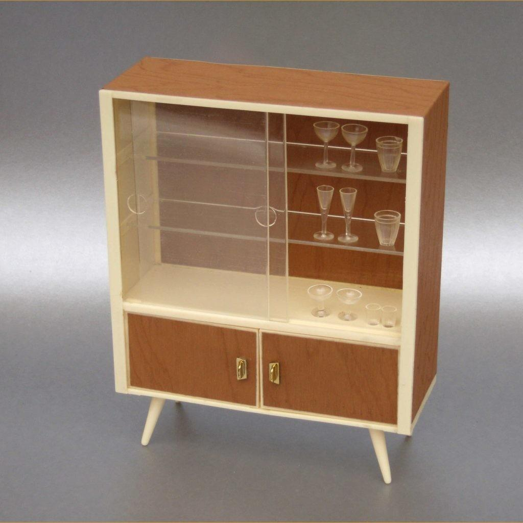 Mid Century Modern Dollhouse Furniture
