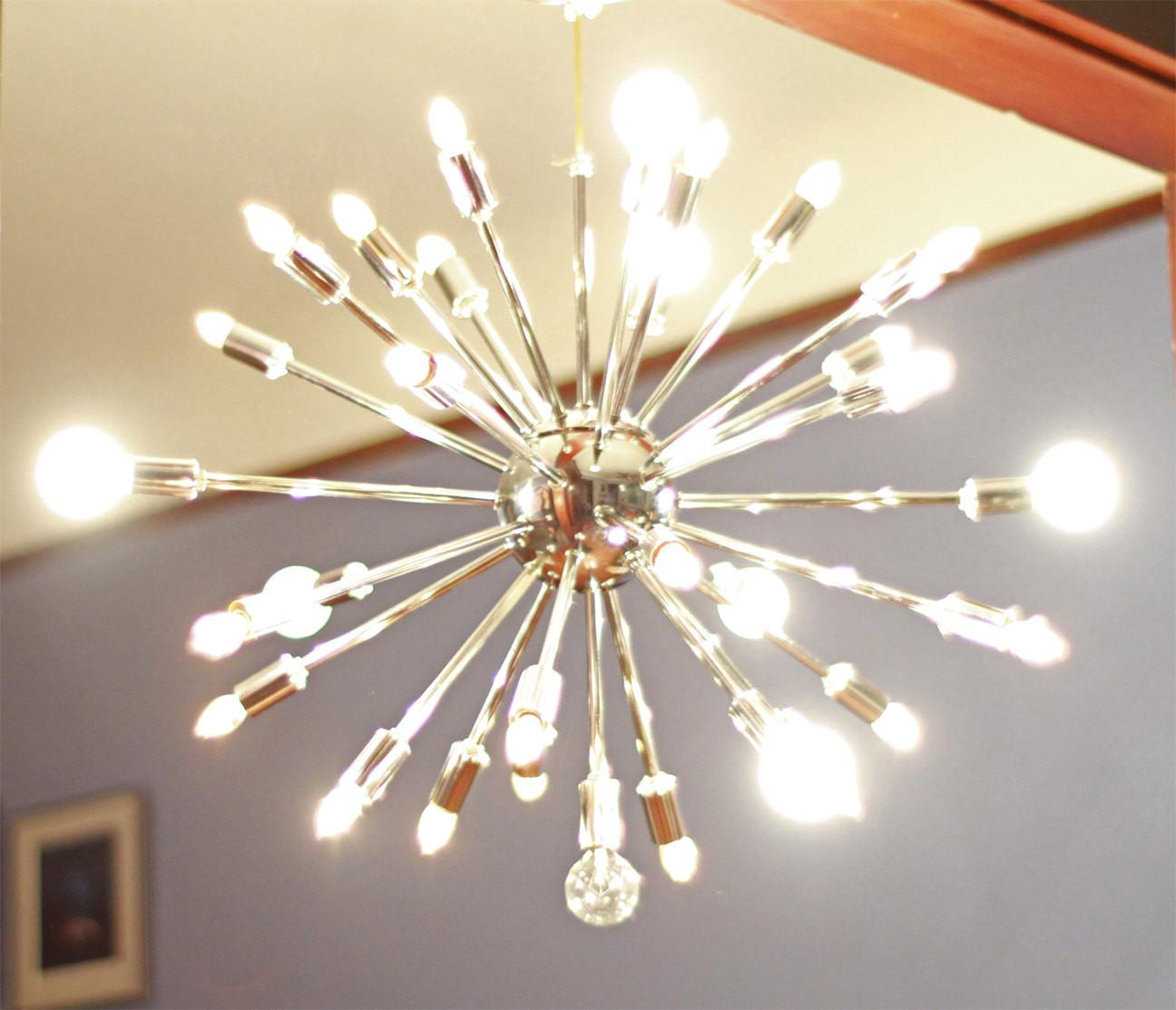 Mid Century Modern Lighting Offers Stylish Whimsy