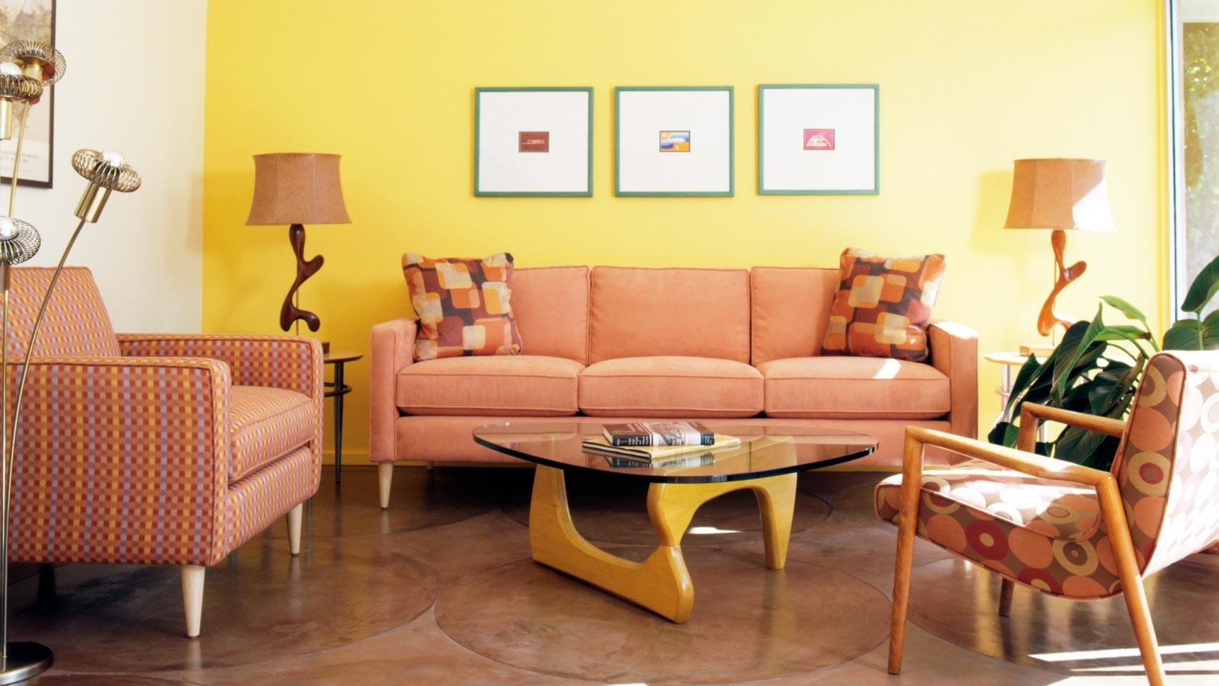 Mid Century Modern Living Room Furniture House