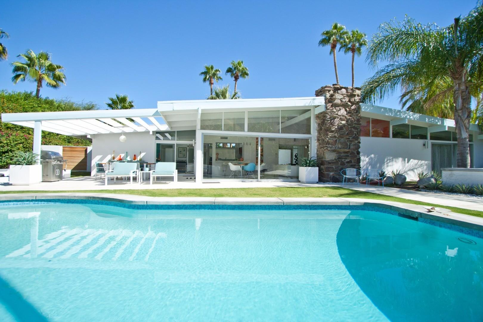 Mid Century Modern Pool Ideas Can Your Summer