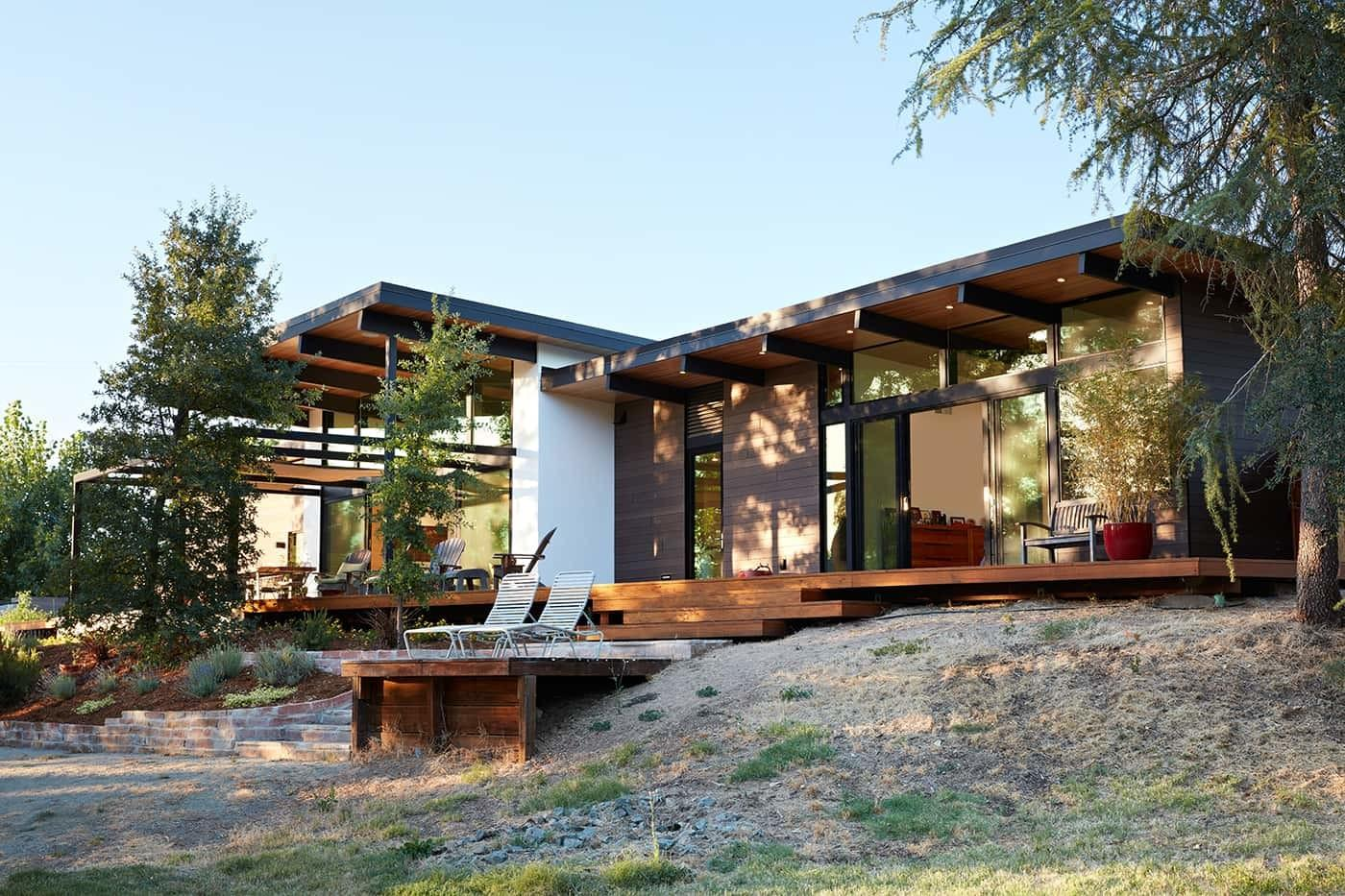 Mid Century Modern Remodel Sacramento Home