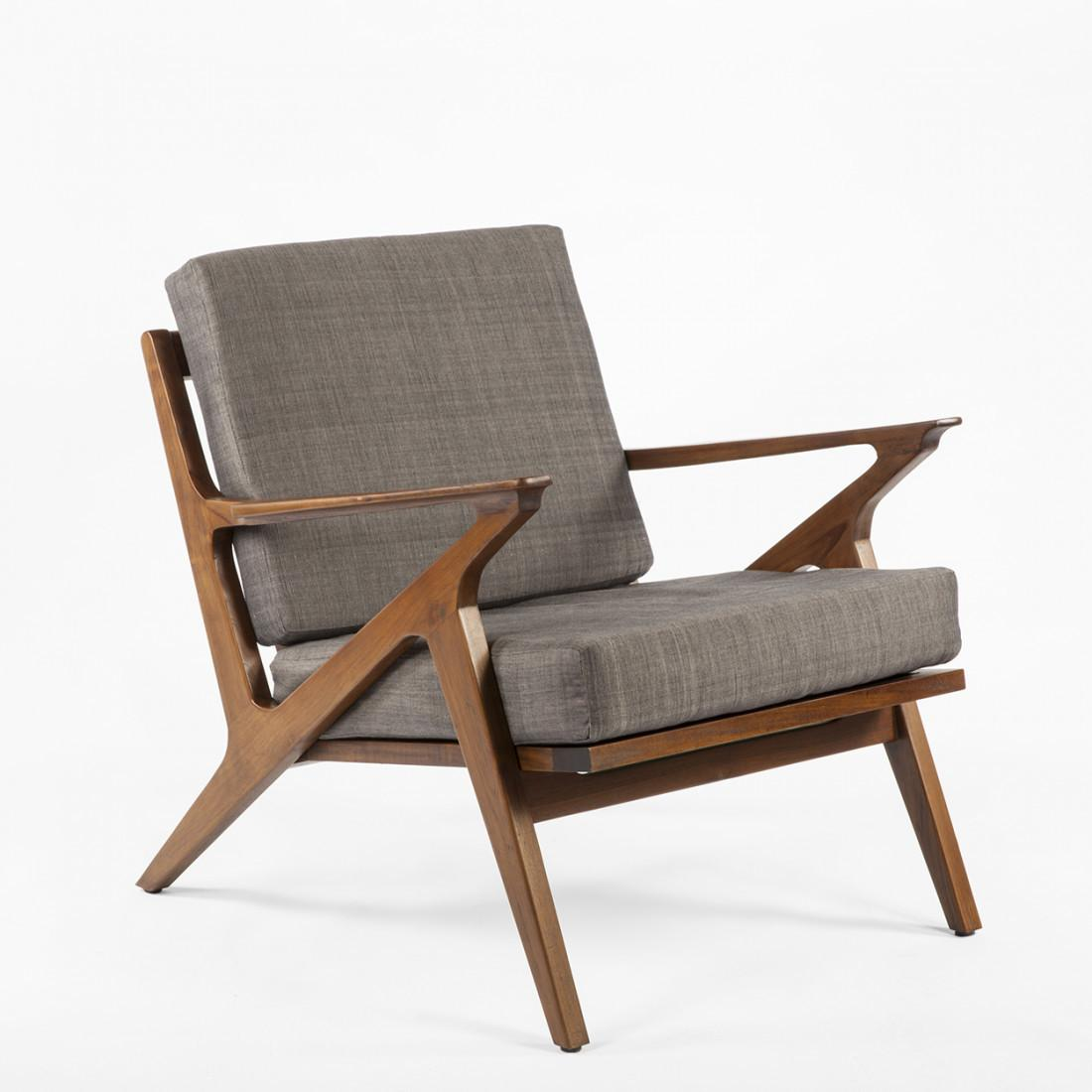 Mid Century Modern Reproduction Lounge
