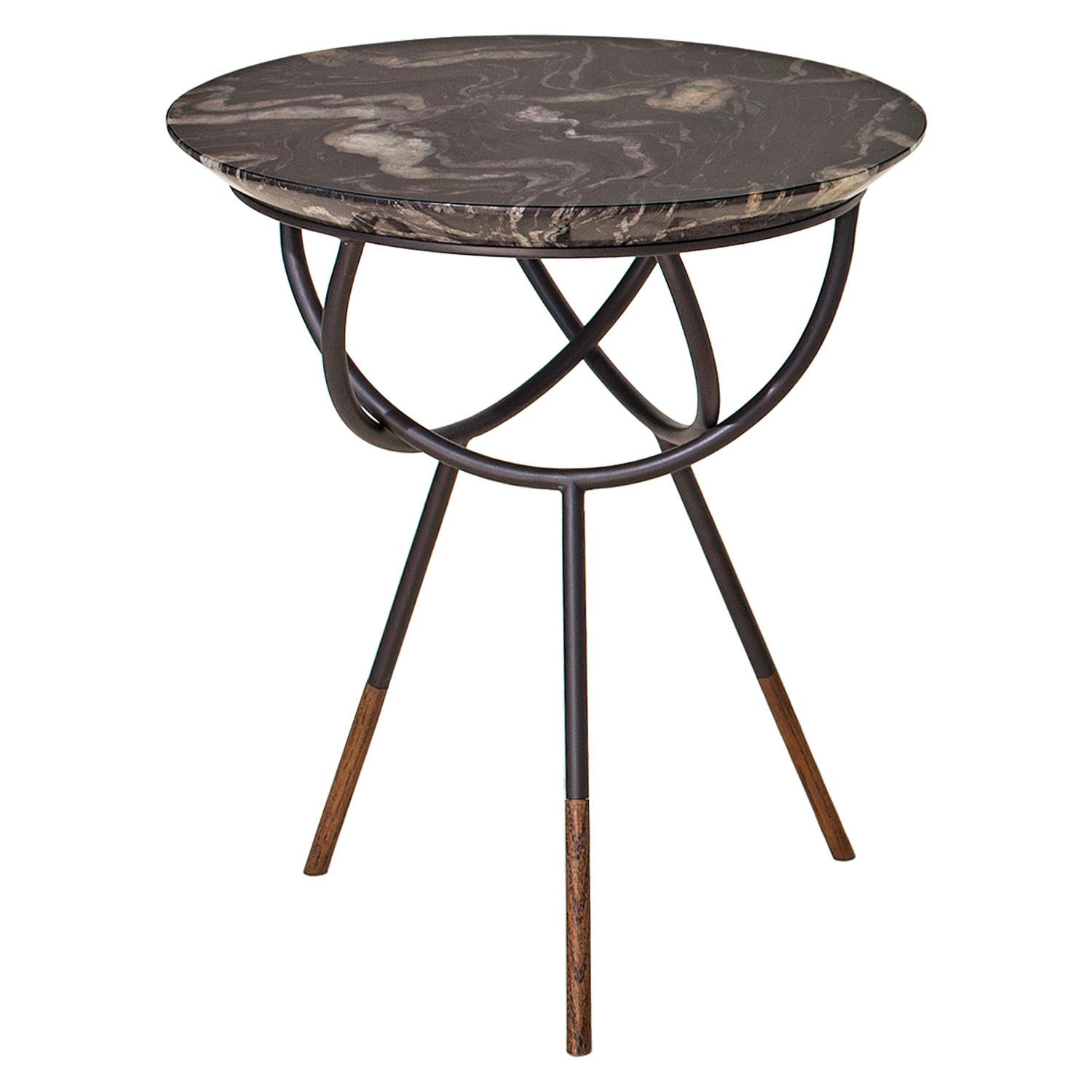 Mid Century Side Table Combined Chair