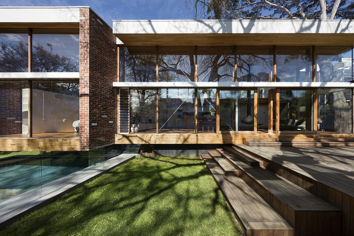 Midcentury Modern Roots Home Preserved Its