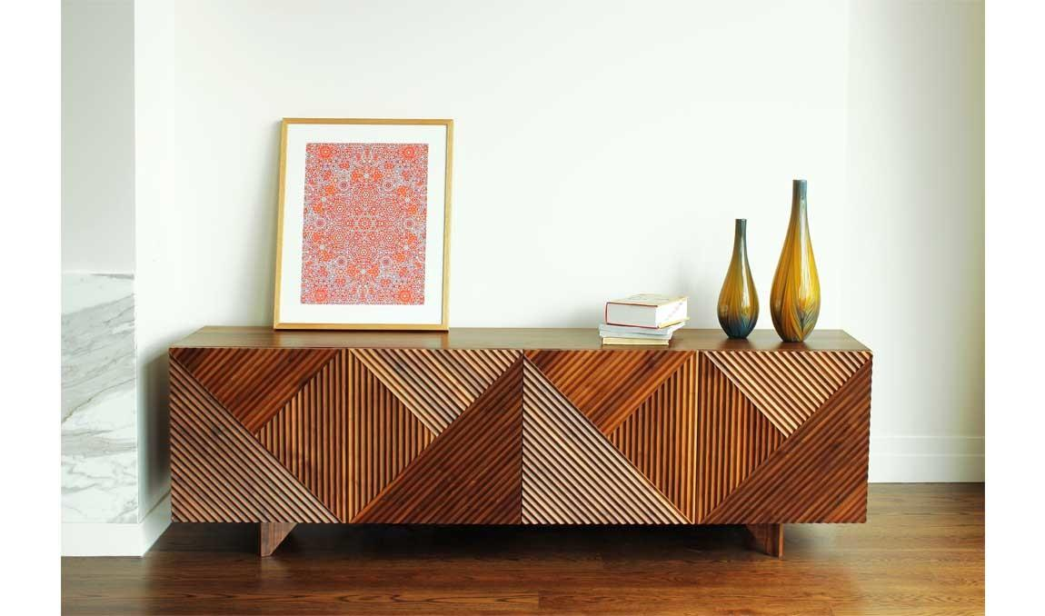 Midcentury Sideboards Your Living Room Decor