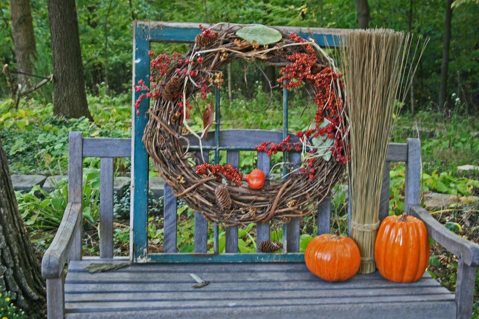Midwest Cottage Finds Fall Decor