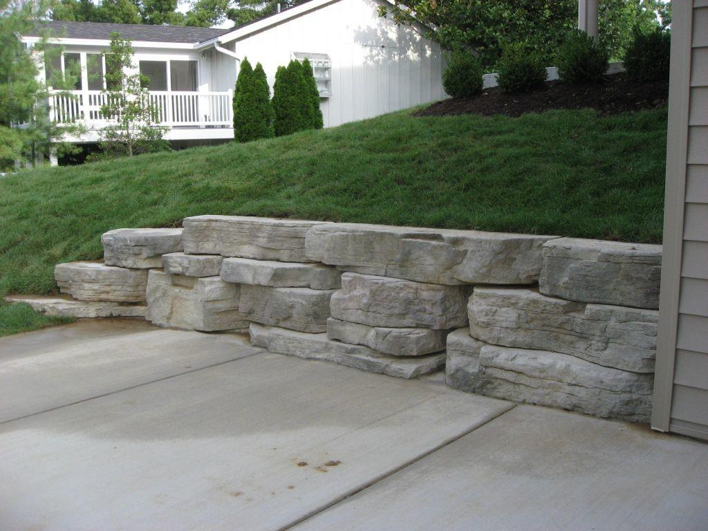 Midwest Hardscape Rosetta Hardscapes Outcroppings Steps