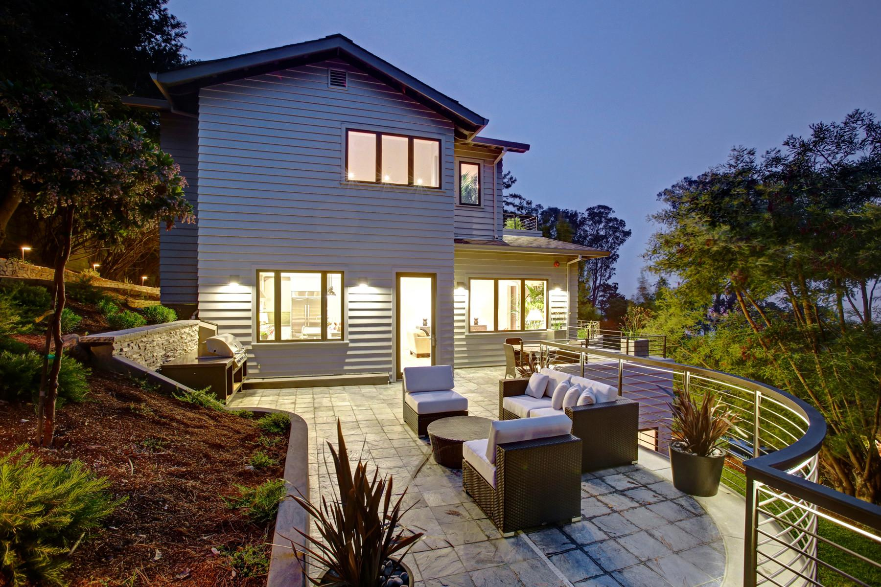 Mill Valley Residence Jyasf Structural Engineers