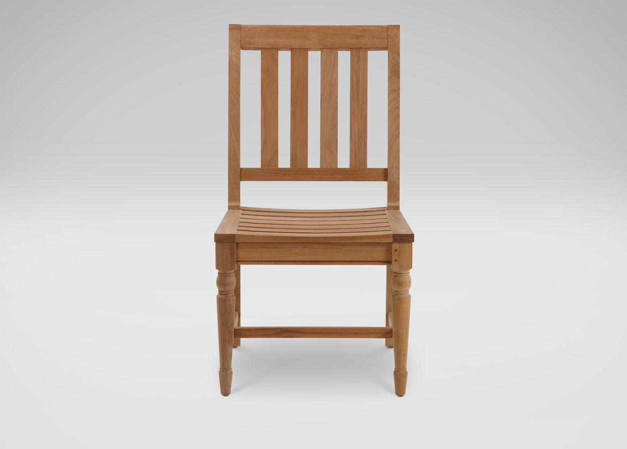 Millbrook Wood Seat Side Chair Collection
