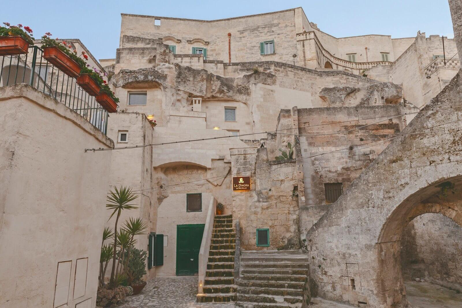 Millennia Old Italian Cave Converted Into Luxury Hotel