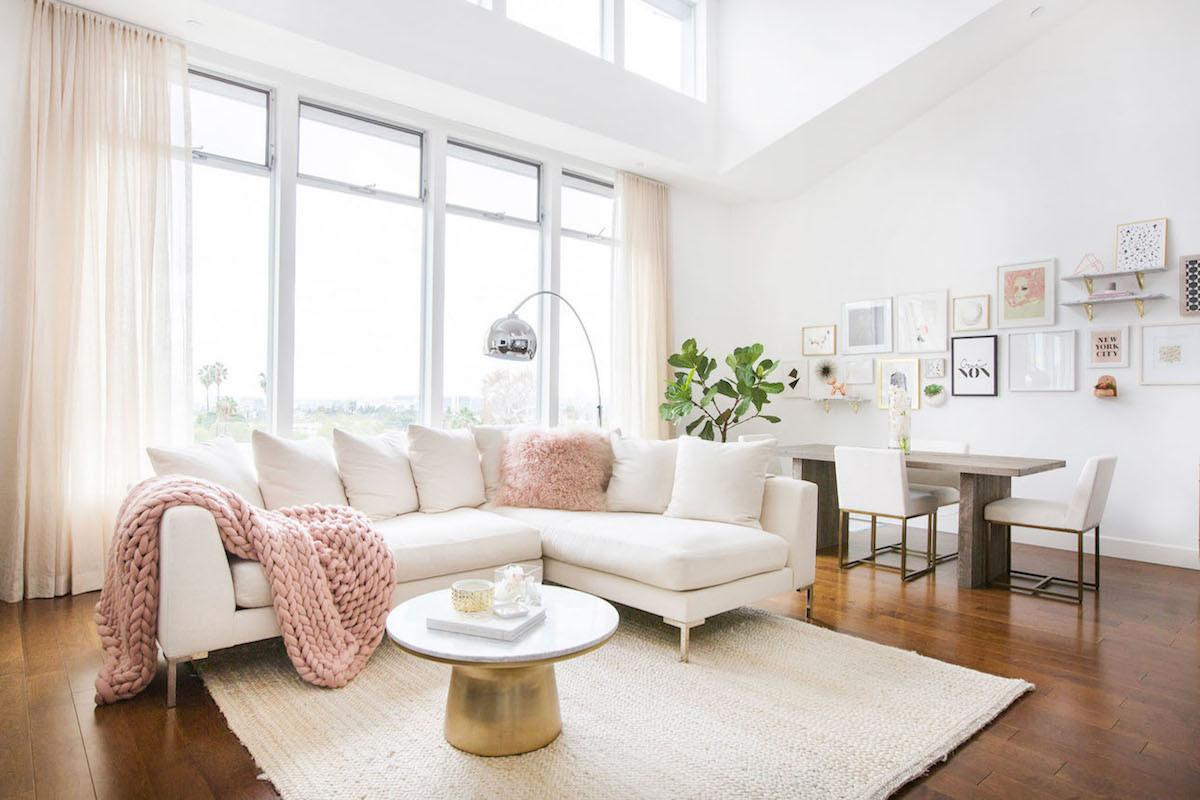 Millennial Pink Things Your Home Obsessed