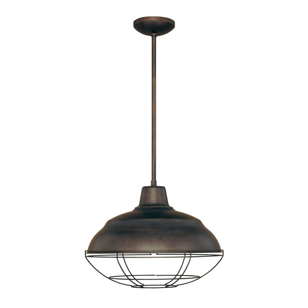 Millennium Lighting 5311 Neo Industrial Large Pendant