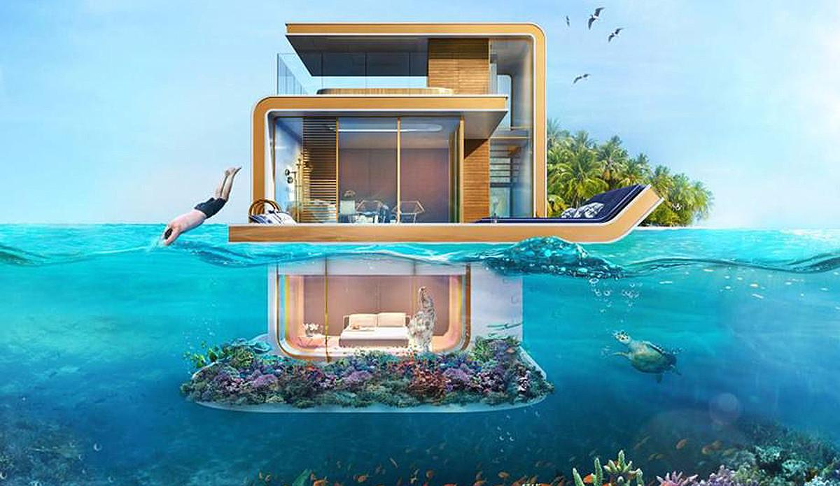 Million Can Own Floating House Save