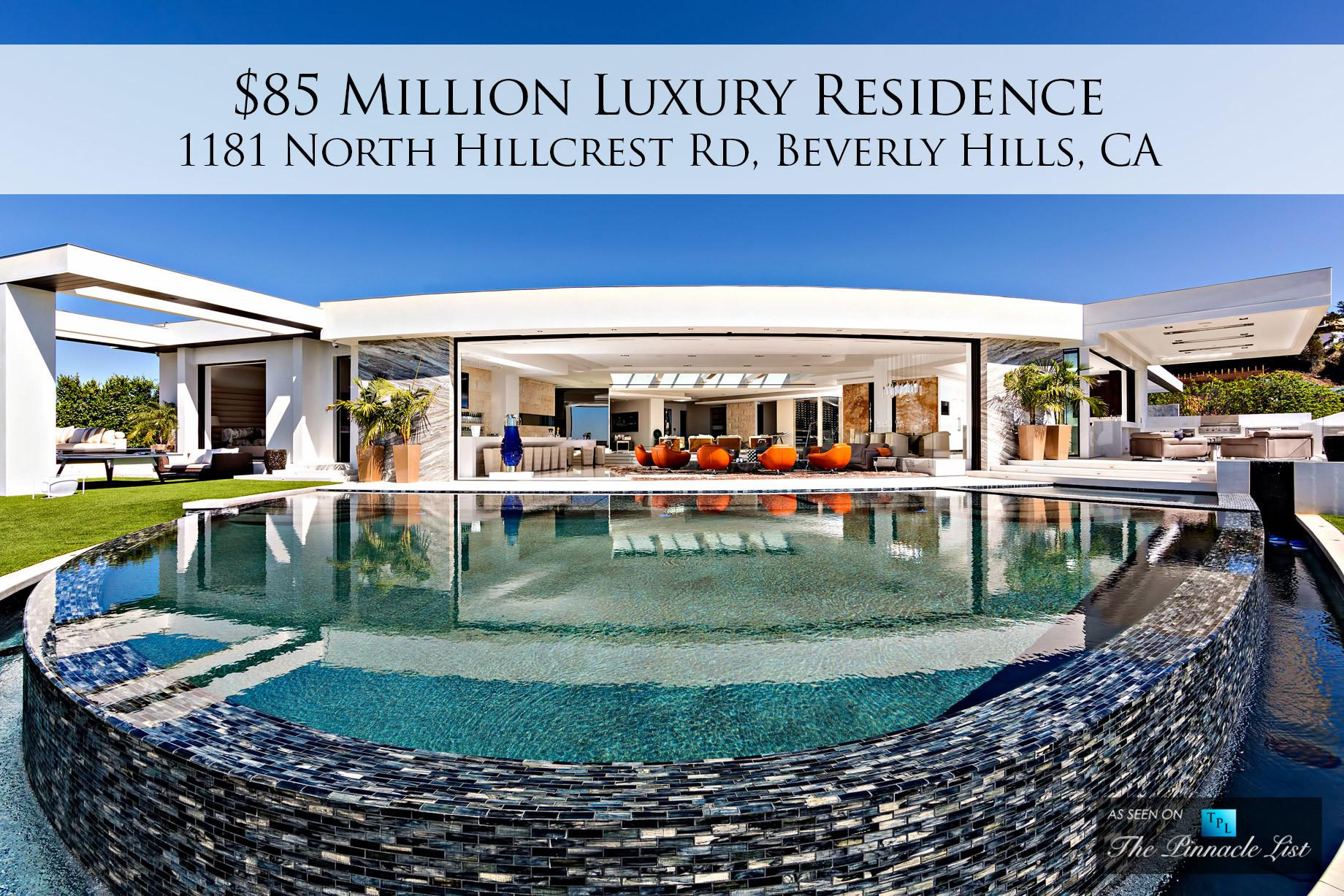 Million Luxury Residence 1181 North Hillcrest