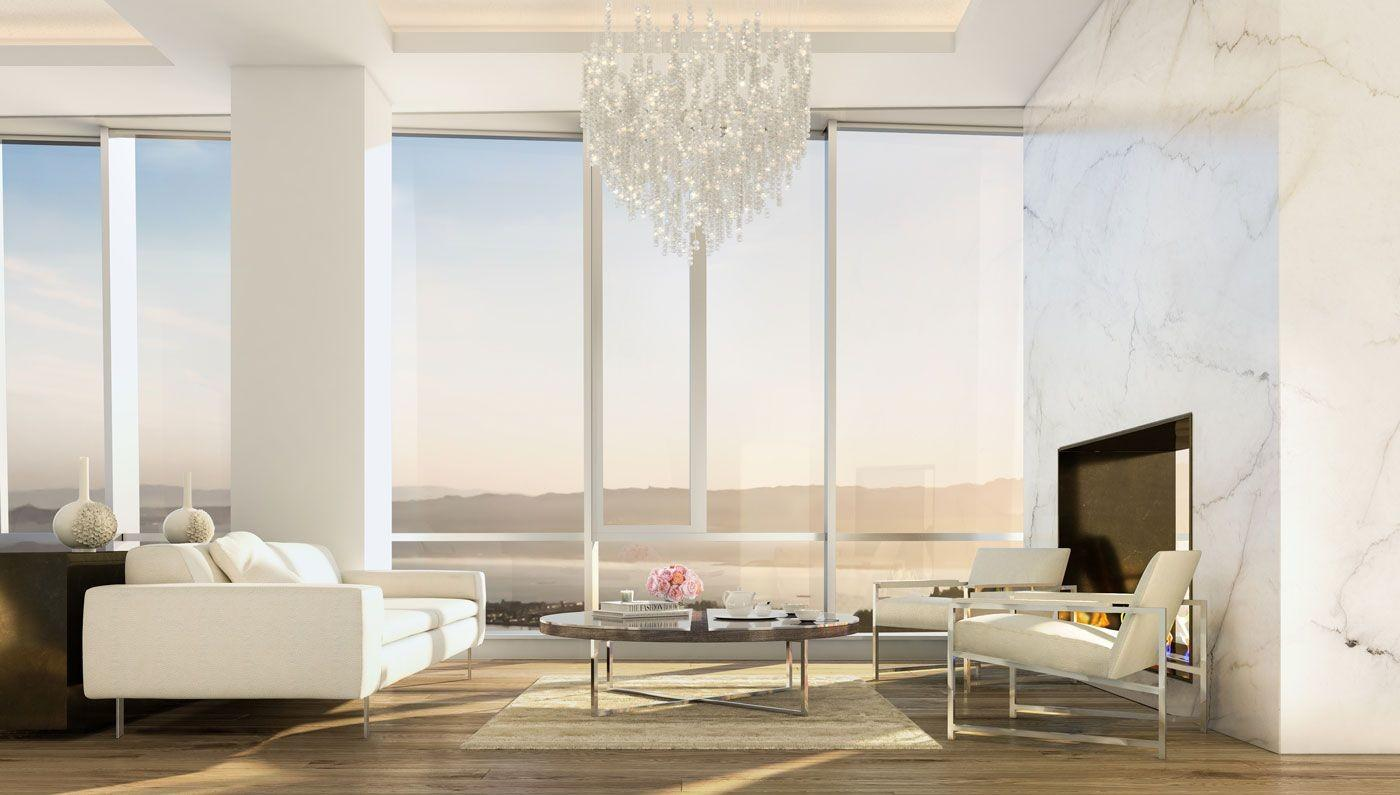 Million Penthouse Offers 360 Degree Views San