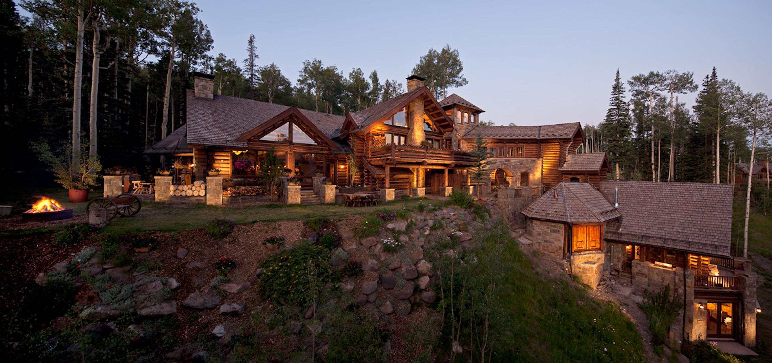 Million Telluride Colorado Home Offered Rental