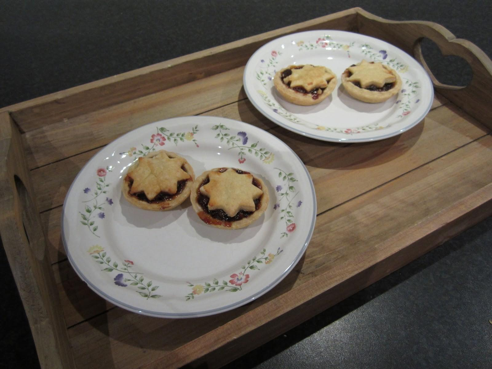 Mince Pies Crafty Weekend Craft Projects