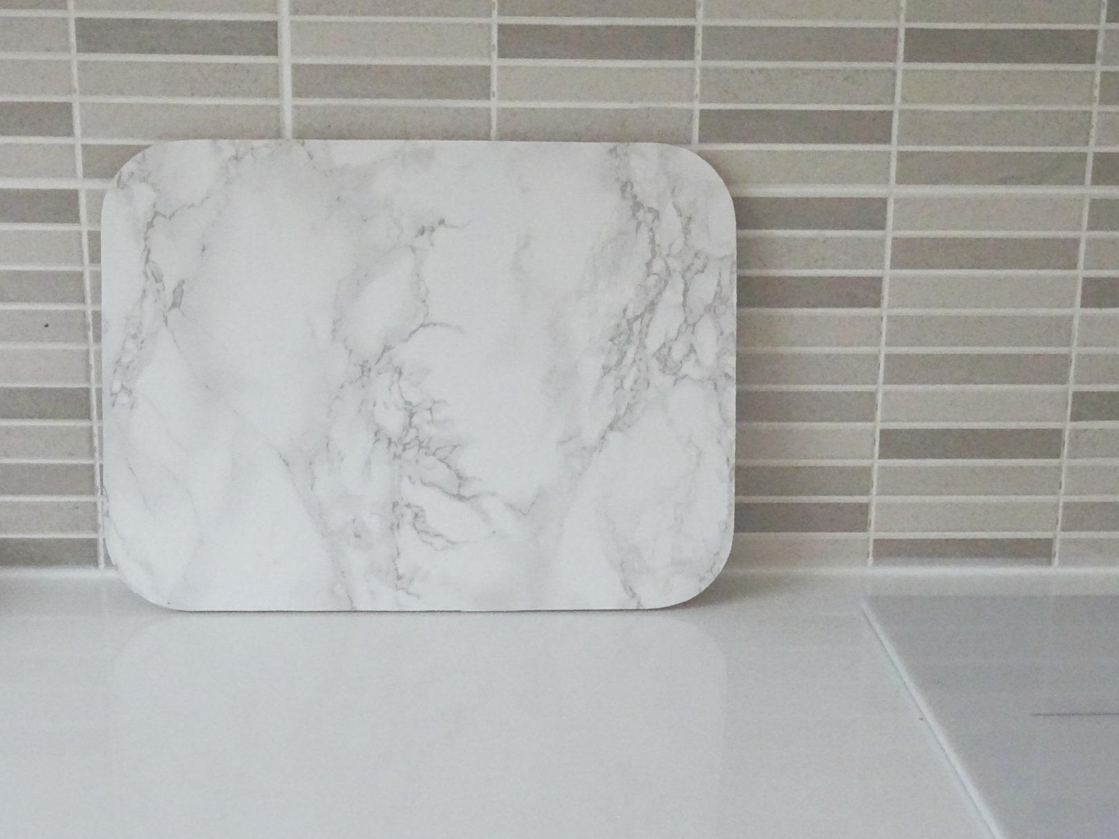 Mini Diy Project Using Marble Contact Paper Aaltonen