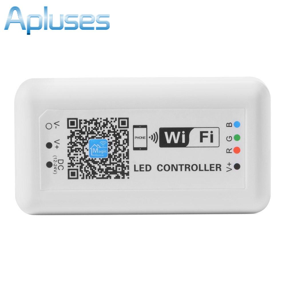 Mini Led Wireless Wifi Smart Rgb Controller