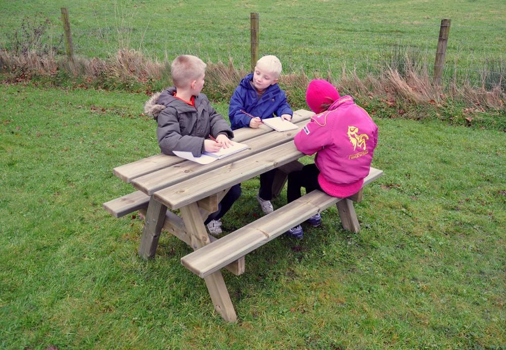 Mini Picnic Table Tables Benches Playground Extras