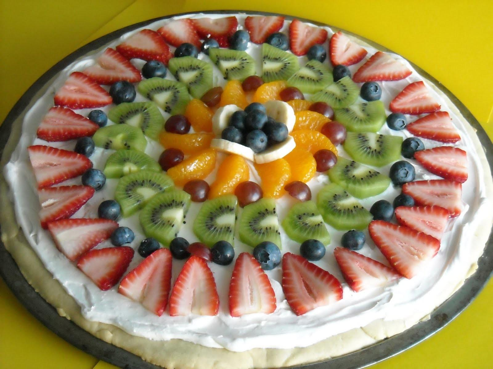 Mini Sugar Cookie Fruit Pizza Recipe Six Sisters Stuff