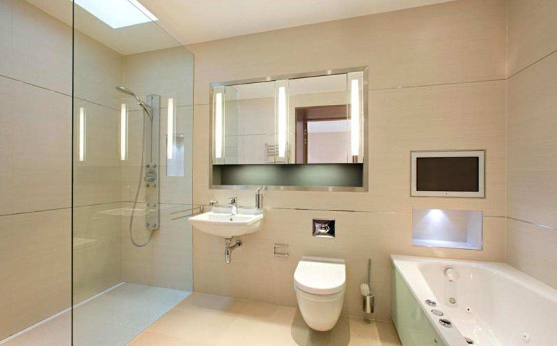 Minimalist Bathroom Style Interior Design